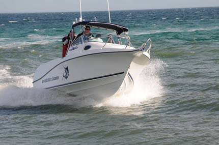 Evolution Boats 600 Series